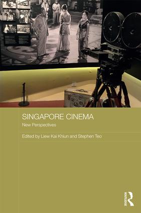 Singapore Cinema: New Perspectives book cover