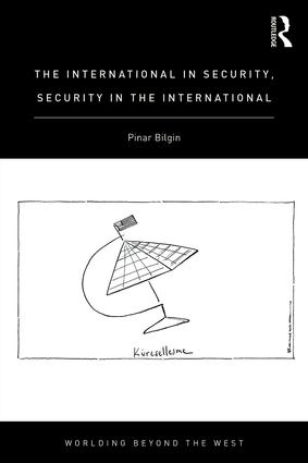 The International in Security, Security in the International book cover