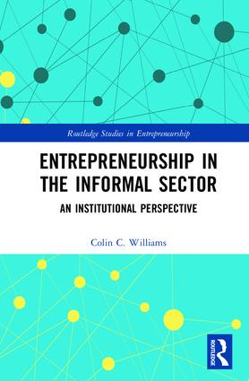 Entrepreneurship in the Informal Sector: An Institutional Perspective book cover