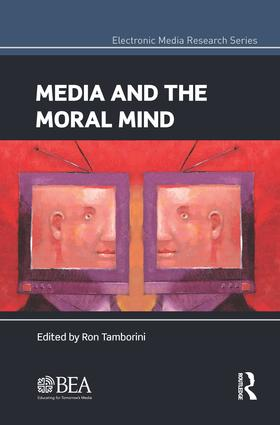 Media and the Moral Mind book cover