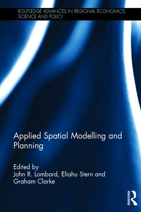 Applied Spatial Modelling and Planning: 1st Edition (Hardback) book cover