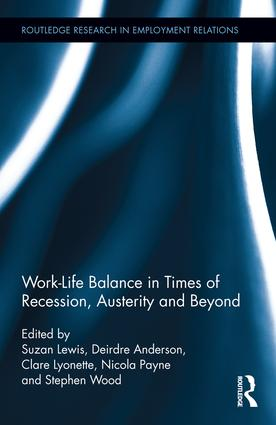 Trade Unions and Work–Life Balance: The Impact of the Great Recession in France and the UK