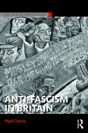 Anti-Fascism in Britain book cover