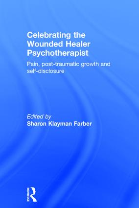 The wounding healer psychotherapist and the self-wounding healer