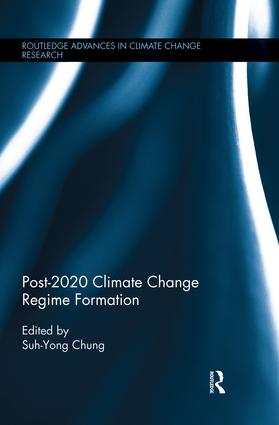 Post- 2020 climate change regime building: an advanced developing country's perspective