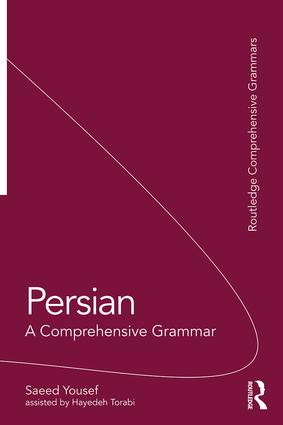 Persian: A Comprehensive Grammar book cover