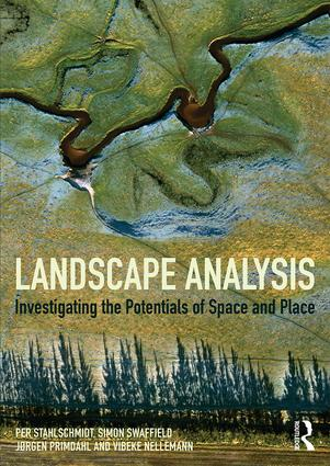 Landscape Analysis: Investigating the potentials of space and place (Paperback) book cover