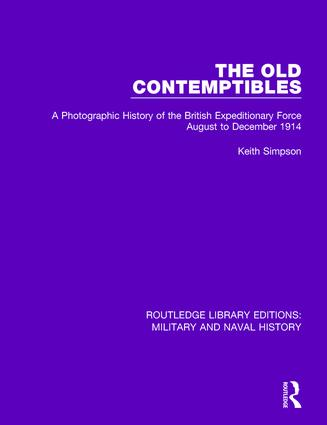 The Old Contemptibles book cover