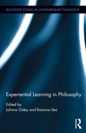 Experiential Learning in Philosophy: 1st Edition (Hardback) book cover