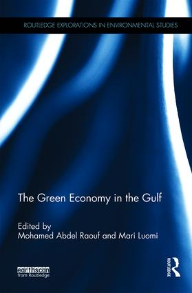The Green Economy in the Gulf (Hardback) book cover