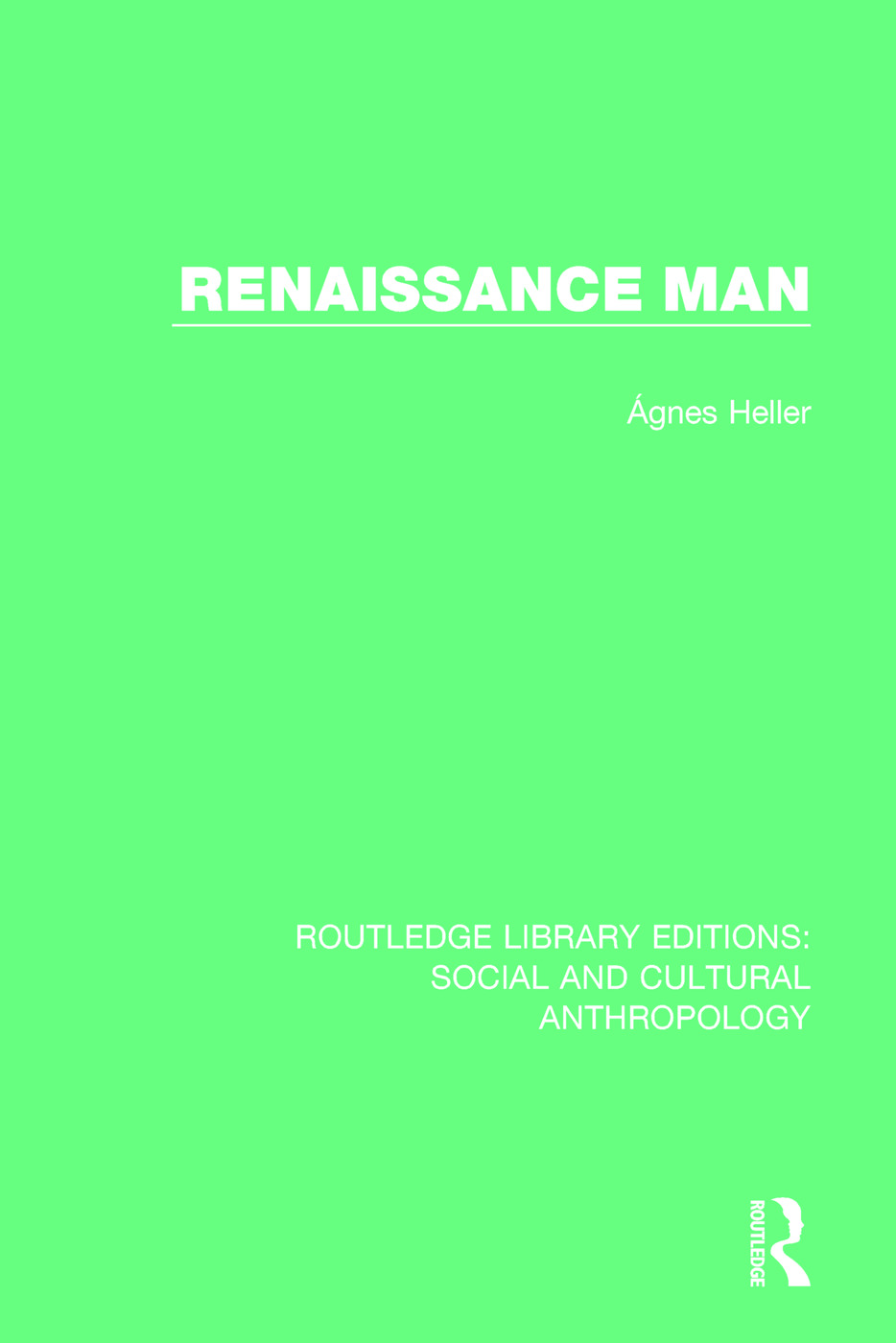Renaissance Man book cover