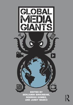 Global Media Giants (Paperback) book cover