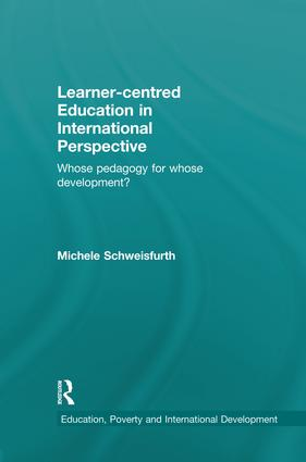 Learner-centred Education in International Perspective: Whose pedagogy for whose development? (e-Book) book cover