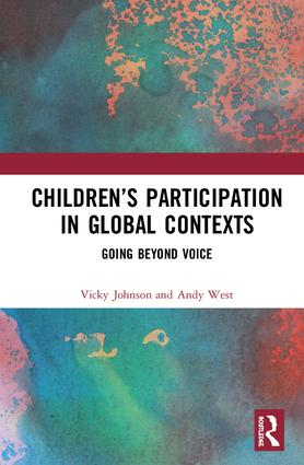 Children's Participation in Global Contexts: Going Beyond Voice book cover
