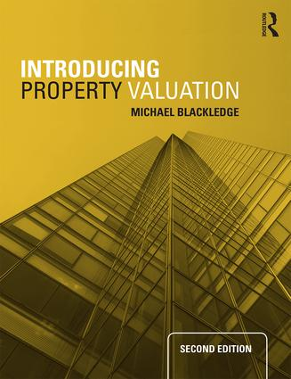 Introducing Property Valuation book cover