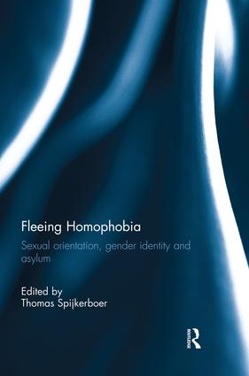 Fleeing Homophobia: Sexual Orientation, Gender Identity and Asylum, 1st Edition (Paperback) book cover