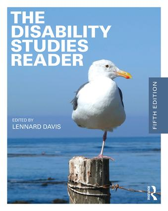 The Disability Studies Reader: 5th Edition (Paperback) book cover