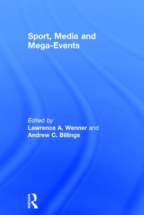 Sport, Media and Mega-Events book cover