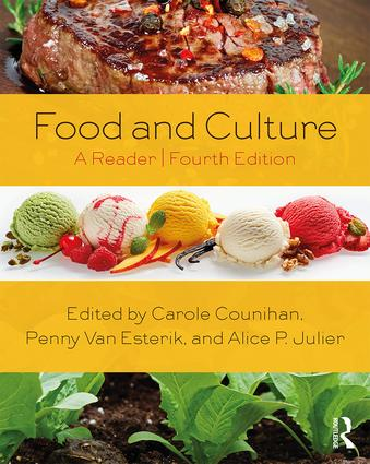 Food and Culture: A Reader, 4th Edition (Paperback) book cover