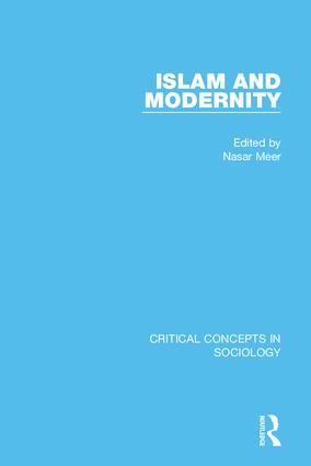 Islam and Modernity book cover