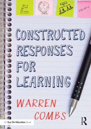 Constructed Responses for Learning book cover