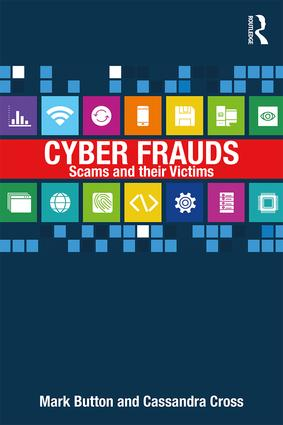 Cyber Frauds, Scams and their Victims (Paperback) book cover