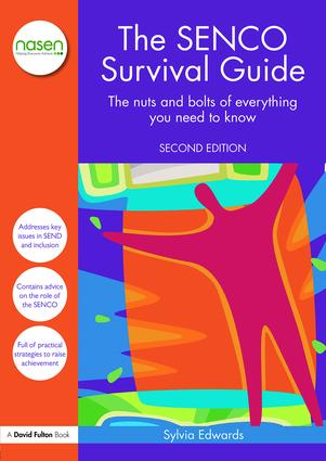 The SENCO Survival Guide: The nuts and bolts of everything you need to know book cover