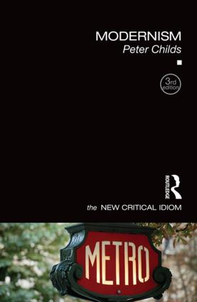 Modernism book cover