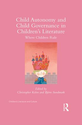 Child Autonomy and Child Governance in Children's Literature: Where Children Rule book cover