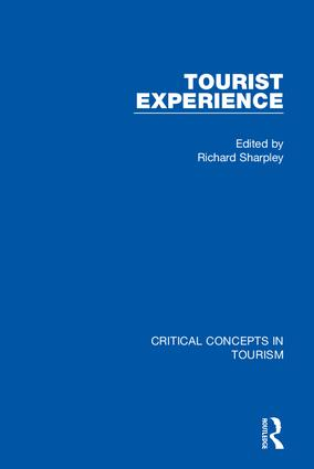 Tourist Experience book cover