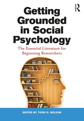 Getting Grounded in Social Psychology: The Essential Literature for Beginning Researchers book cover