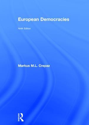 European Democracies book cover