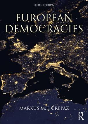 European Democracies book cover