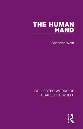 The Human Hand book cover
