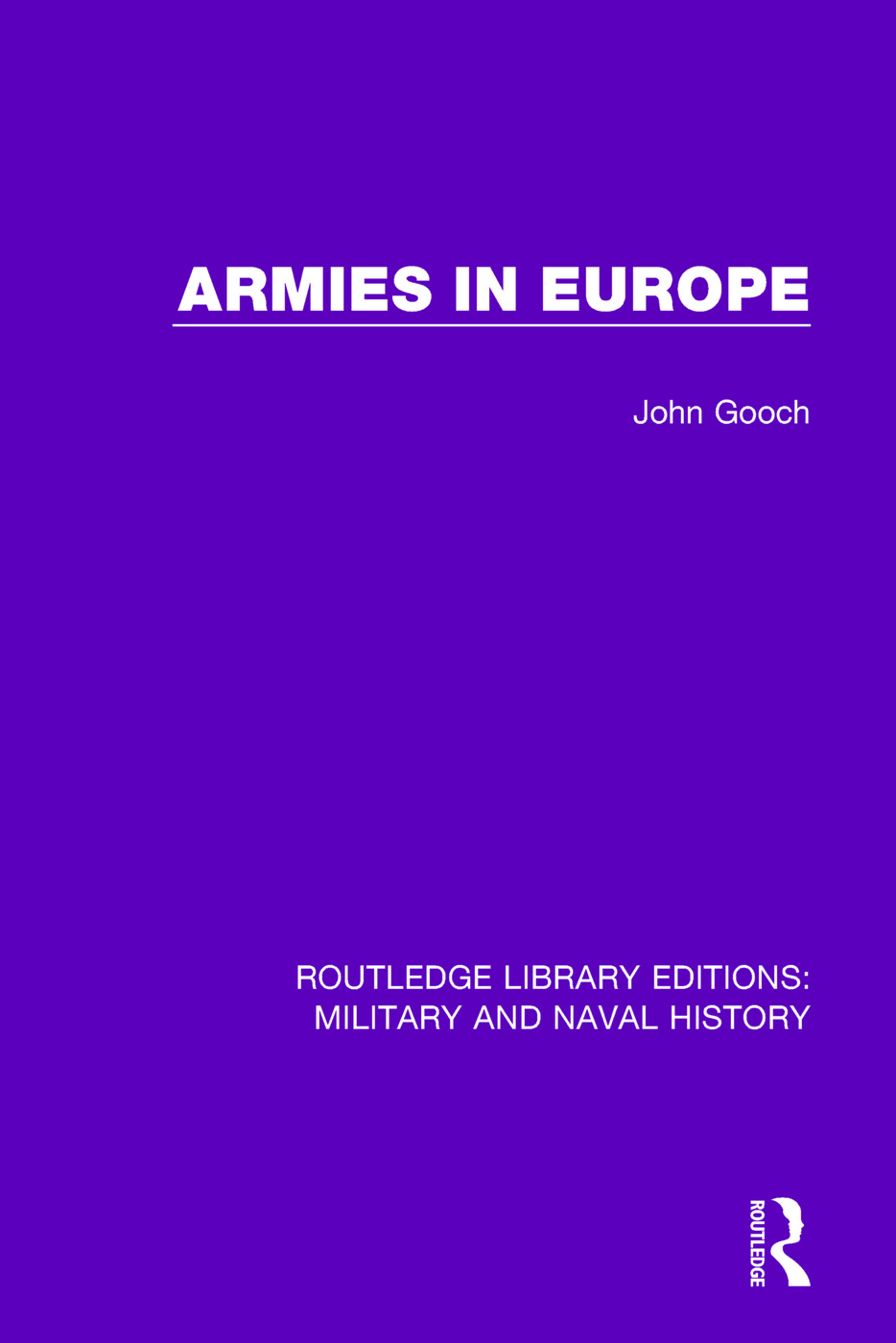 Armies in Europe book cover