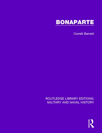 Bonaparte book cover