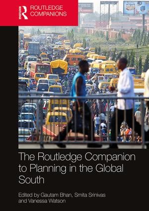 The Routledge Companion to Planning in the Global South (Hardback) book cover