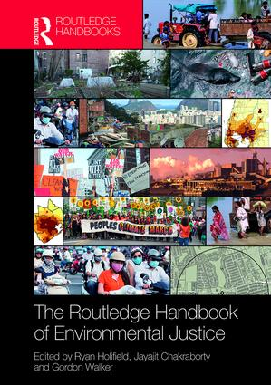 The Routledge Handbook of Environmental Justice book cover
