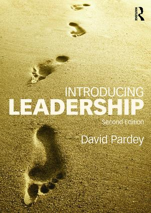 Introducing Leadership: 2nd Edition (Paperback) book cover