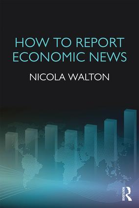 How to Report Economic News (Paperback) book cover