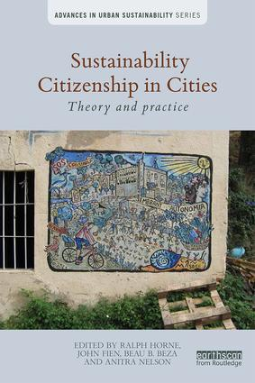 Sustainability Citizenship in Cities: Theory and practice (Paperback) book cover