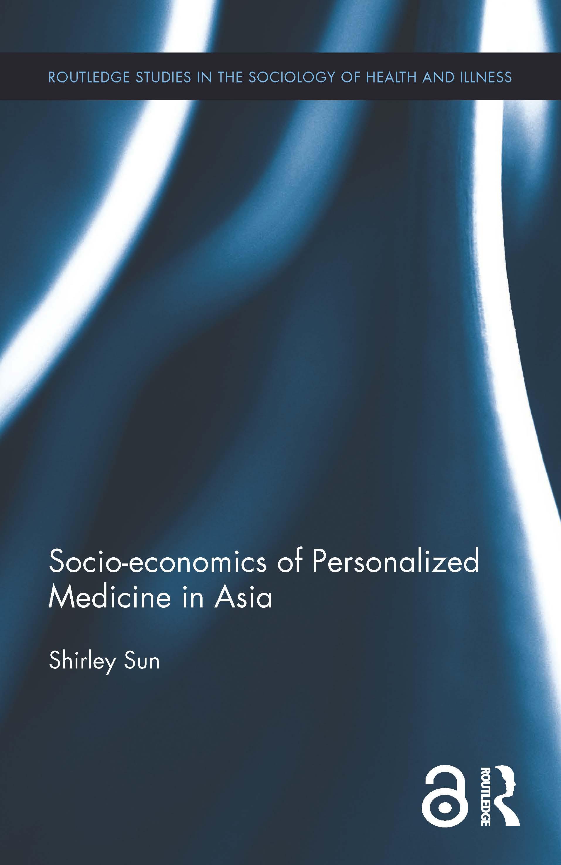 Socio-economics of Personalized Medicine in Asia book cover