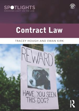Contract Law book cover
