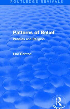 Patterns of Belief: Peoples and Religion, 1st Edition (Paperback) book cover