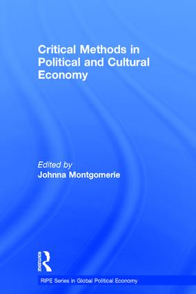 (Dis)embodied methodology in International Political Economy