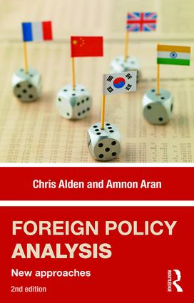 Foreign Policy Analysis: New approaches, 2nd Edition (Paperback) book cover