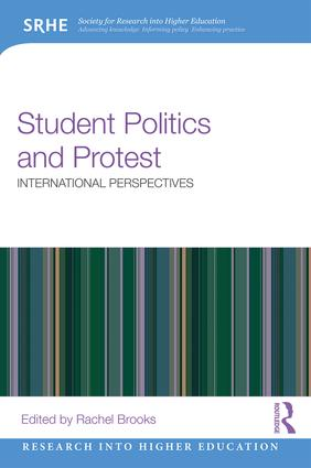 Student Politics and Protest: International perspectives (Paperback) book cover