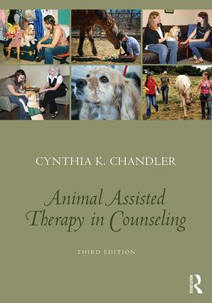Animal-Assisted Therapy in Counseling book cover