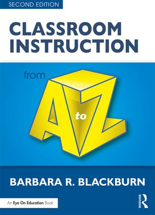 Classroom Instruction from A to Z book cover