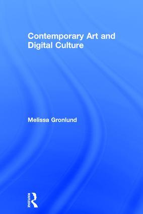 Contemporary Art and Digital Culture book cover